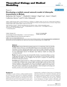 chlamydia research paper Free chlamydia papers, essays, and research papers.