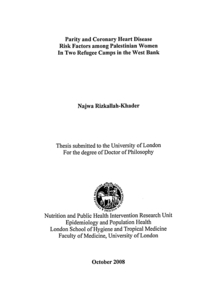 phd thesis on coronary heart disease Phd thesis by beata boruta malmqvist from department of cardiology, division of medicine  clarithromycin in patients with stable coronary heart disease.