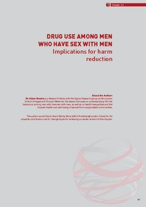 Drug use among men who have sex with men  Implications for